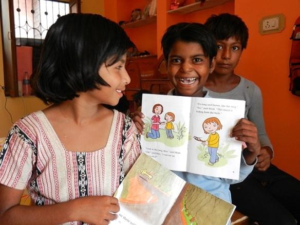 Boarding home kids books