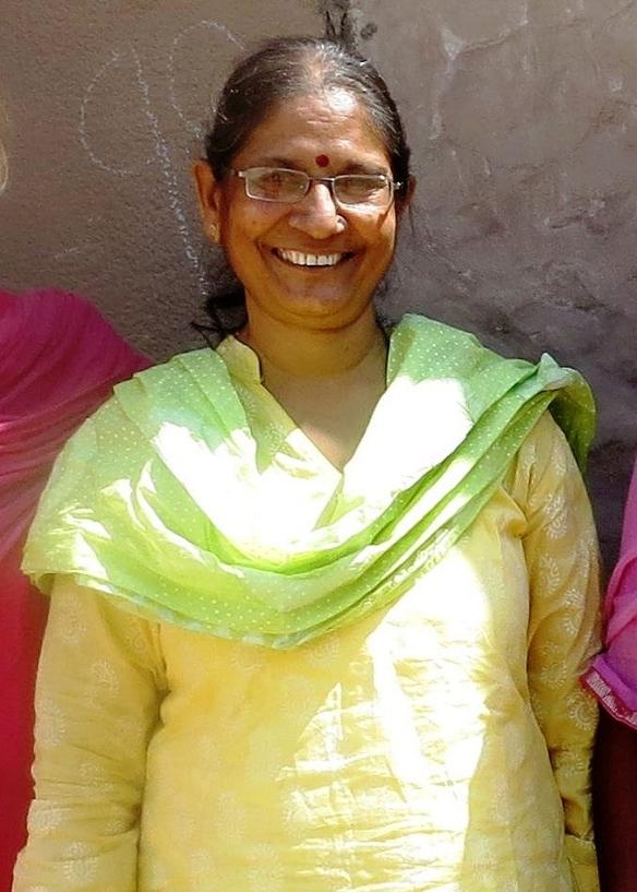 Mrs Manju Mehta