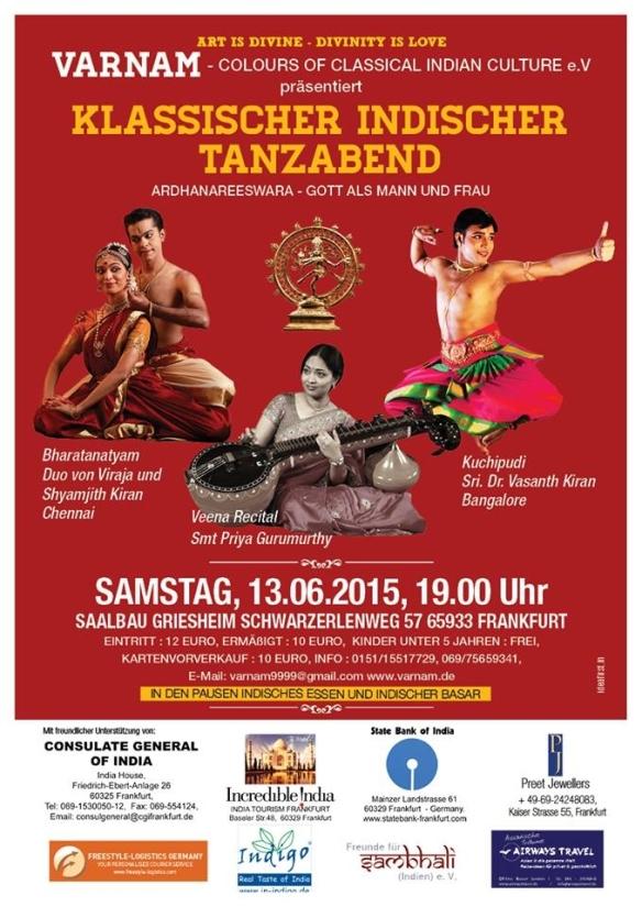Indischer Tanz Frankfurt