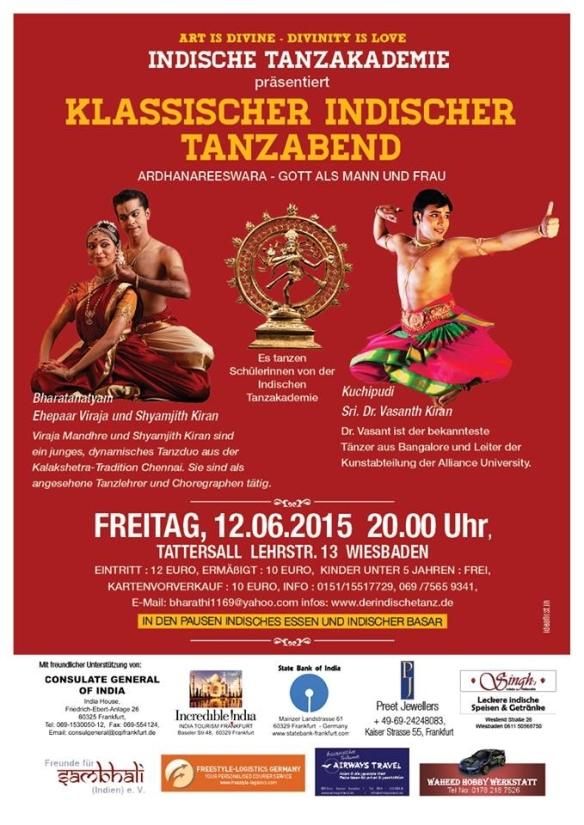 Indischer Tanz Wiesbaden