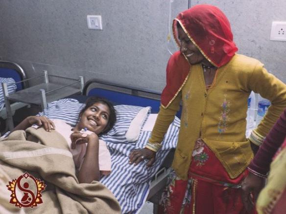 Pooja operation