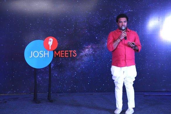 Josh meets2